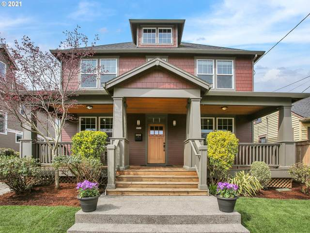 5711 N Omaha Ave, Portland, OR 97217 (MLS #21593160) :: The Pacific Group