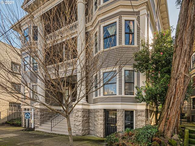 2046 NW Flanders St #1, Portland, OR 97209 (MLS #21593361) :: Cano Real Estate