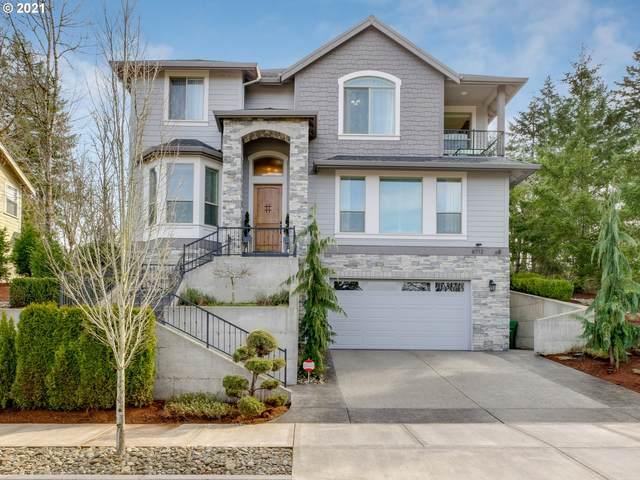 6712 SE 148TH Ave, Portland, OR 97236 (MLS #21593411) :: Duncan Real Estate Group