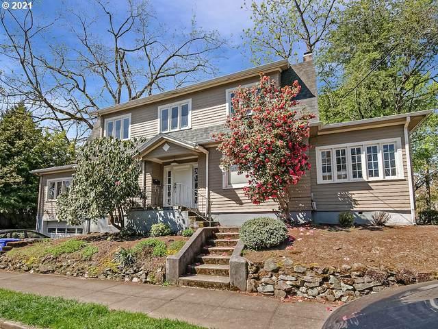 1209 SE 41ST Ave, Portland, OR 97214 (MLS #21593730) :: McKillion Real Estate Group