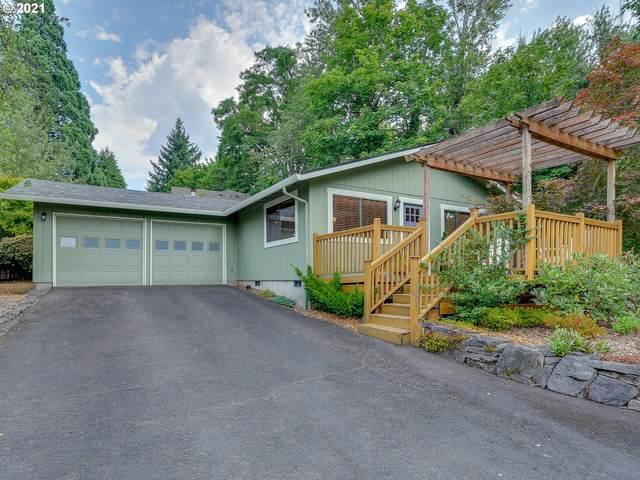 3005 SW Nevada Ct, Portland, OR 97219 (MLS #21593838) :: Cano Real Estate