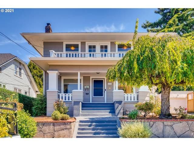 1734 NE 47TH Ave, Portland, OR 97213 (MLS #21593989) :: McKillion Real Estate Group