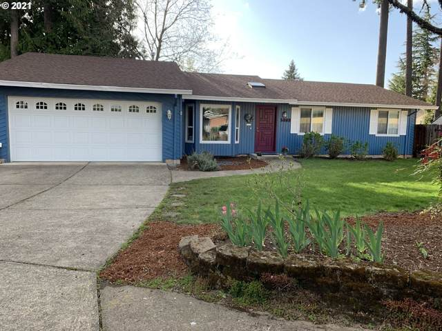 5803 SE Kent St, Milwaukie, OR 97222 (MLS #21594205) :: Fox Real Estate Group