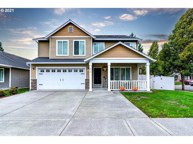 912 NW 21ST Ave, Battle Ground, WA 98604 (MLS #21594688) :: Windermere Crest Realty