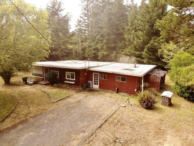 64334 Penny Rd, Coos Bay, OR 97420 (MLS #21594953) :: The Pacific Group
