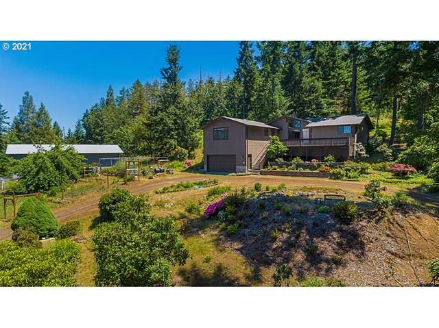 350 Orchard Ln, Roseburg, OR 97471 (MLS #21595000) :: Cano Real Estate