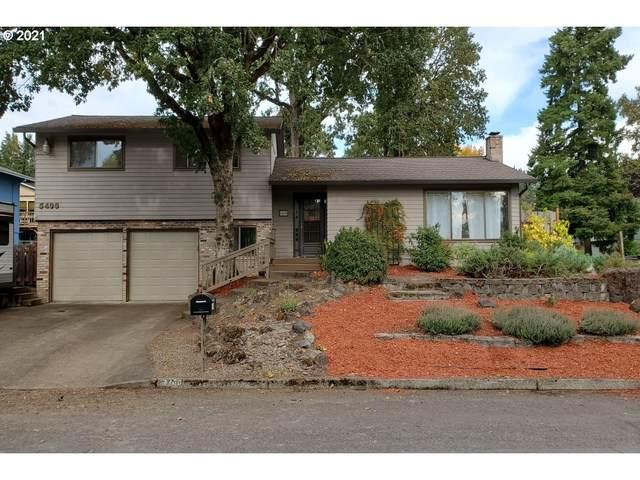 5400 SE Colony Cir, Milwaukie, OR 97267 (MLS #21595170) :: Keller Williams Portland Central