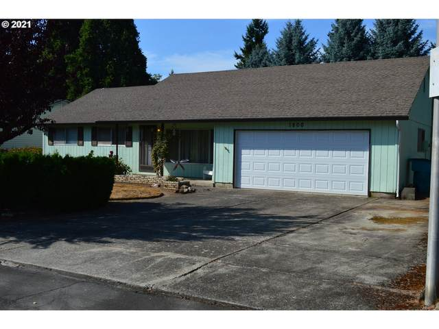 1800 NW 106TH St, Vancouver, WA 98685 (MLS #21595275) :: The Pacific Group