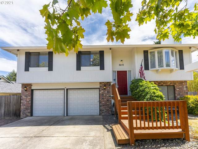 8610 SW Indian Hill Ln, Beaverton, OR 97008 (MLS #21595348) :: Change Realty