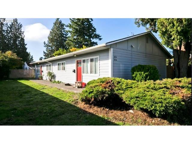 6834 N Rochester St, Portland, OR 97203 (MLS #21595434) :: Change Realty