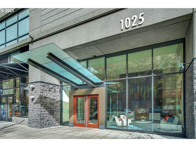 1025 NW Couch St #919, Portland, OR 97209 (MLS #21595592) :: Premiere Property Group LLC