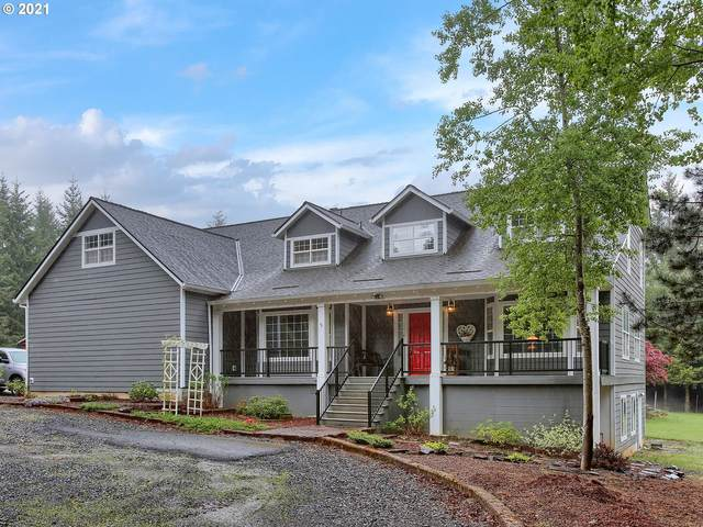 45250 SE Pagh Rd, Sandy, OR 97055 (MLS #21595608) :: Townsend Jarvis Group Real Estate