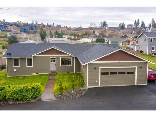 520 Cochran Ln, White Salmon, WA 98672 (MLS #21595931) :: Next Home Realty Connection