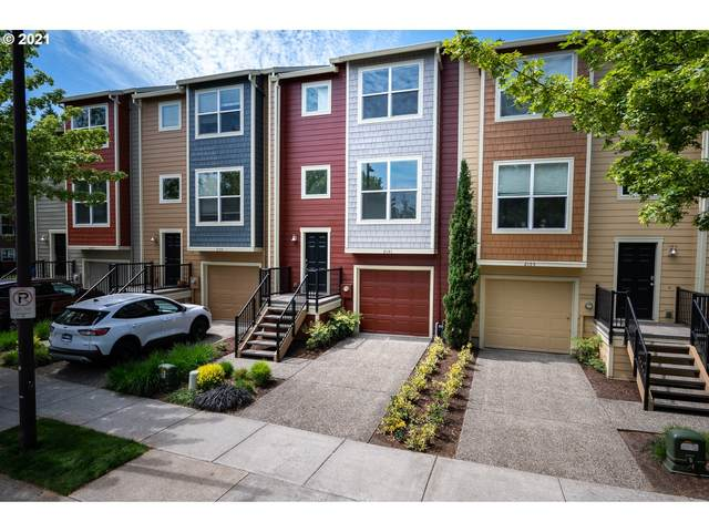 2141 NW Cadbury Ave, Beaverton, OR 97006 (MLS #21596645) :: Next Home Realty Connection