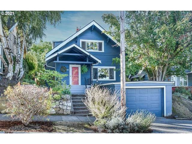 2820 SE Franklin St, Portland, OR 97202 (MLS #21596755) :: Next Home Realty Connection