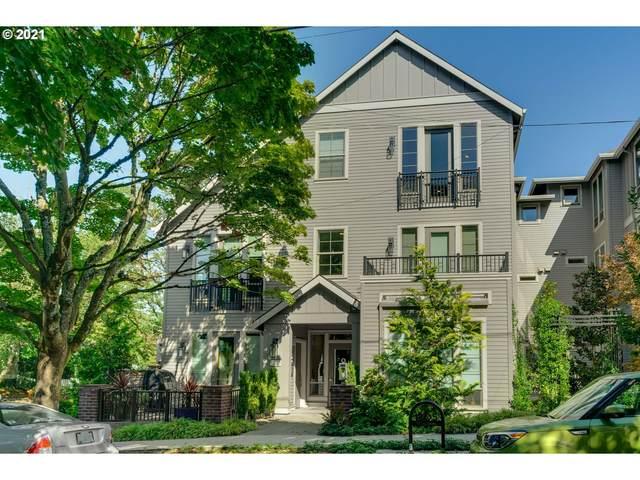 1805 SE Madison St #301, Portland, OR 97214 (MLS #21596824) :: Oregon Farm & Home Brokers