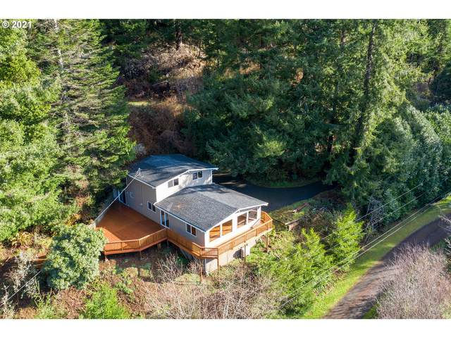 94533 Golf Course Ln, North Bend, OR 97459 (MLS #21596841) :: Townsend Jarvis Group Real Estate