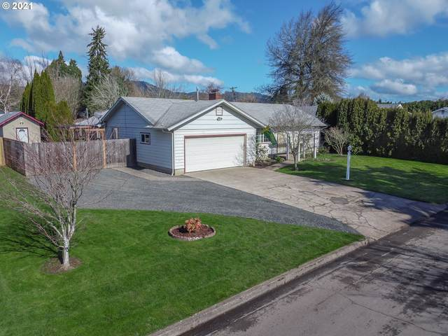 232 Allen Ave, Springfield, OR 97477 (MLS #21597136) :: Duncan Real Estate Group