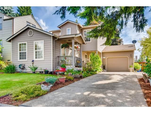 39268 Pleasant St, Sandy, OR 97055 (MLS #21597615) :: Keller Williams Portland Central