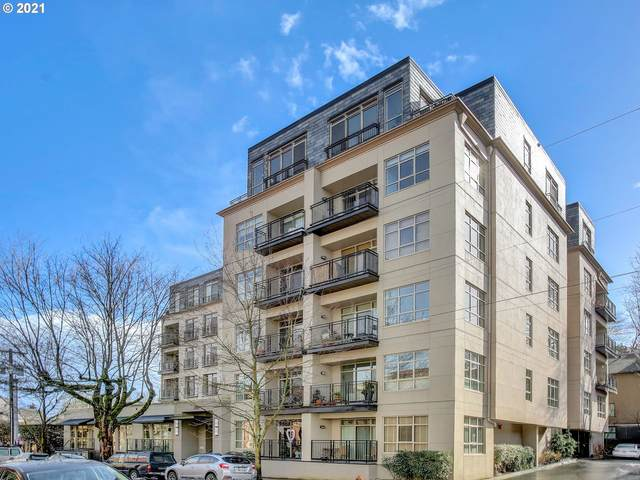 1930 NW Irving St #303, Portland, OR 97209 (MLS #21597834) :: RE/MAX Integrity