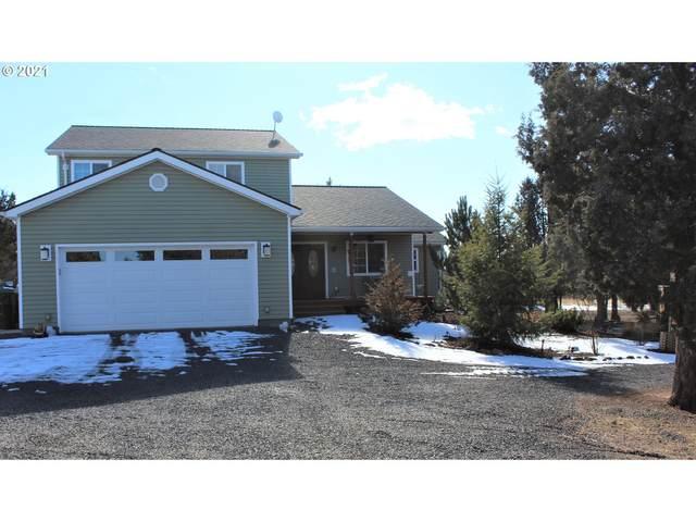 4523 SE Tillamook Loop, Prineville, OR 97754 (MLS #21598095) :: Premiere Property Group LLC