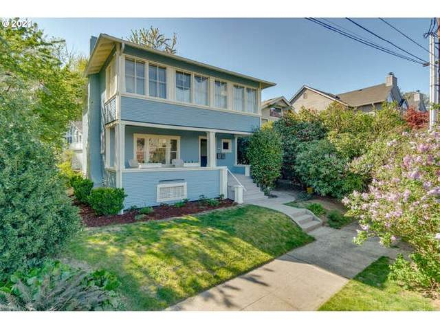 5235 SW View Point Ter, Portland, OR 97239 (MLS #21598292) :: Tim Shannon Realty, Inc.