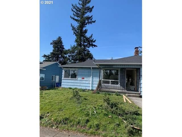 4229 SE 102ND Ave, Portland, OR 97266 (MLS #21598365) :: Duncan Real Estate Group
