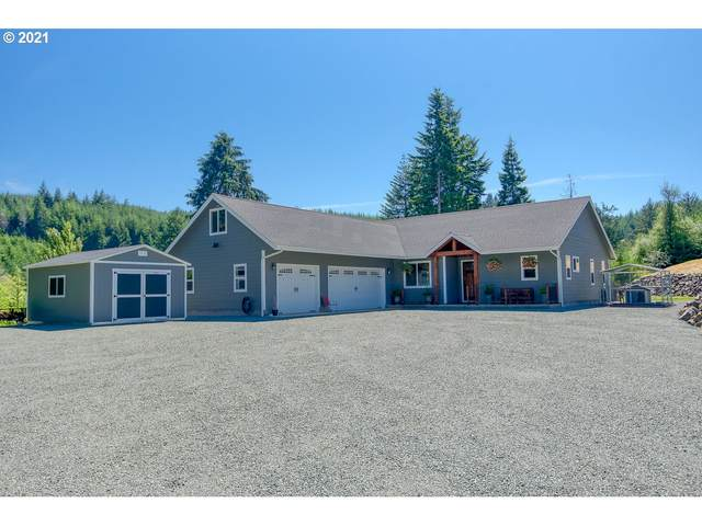 92735 Boots Dr, Coos Bay, OR 97420 (MLS #21598425) :: Song Real Estate