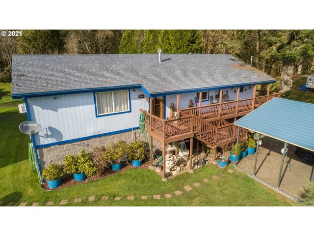 62481 Nehalem Hwy, Vernonia, OR 97064 (MLS #21598451) :: RE/MAX Integrity