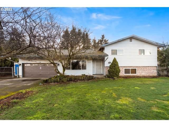 13810 SE Holgate Blvd, Portland, OR 97236 (MLS #21598477) :: Next Home Realty Connection