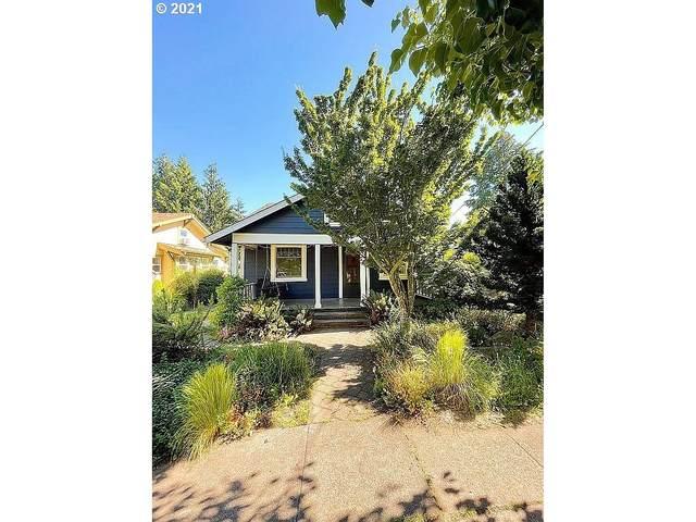 4722 NE Flanders St, Portland, OR 97213 (MLS #21598500) :: Duncan Real Estate Group