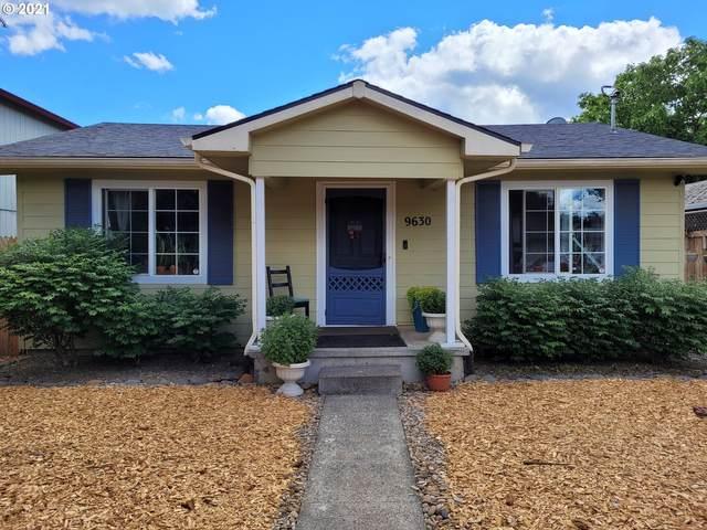 9630 SE 77TH Ave, Milwaukie, OR 97222 (MLS #21598512) :: Reuben Bray Homes