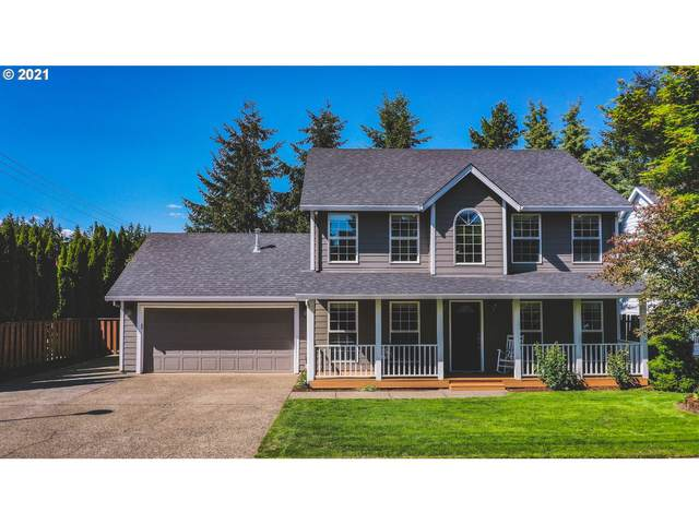 1118 NE 14TH Pl, Canby, OR 97013 (MLS #21598748) :: Fox Real Estate Group