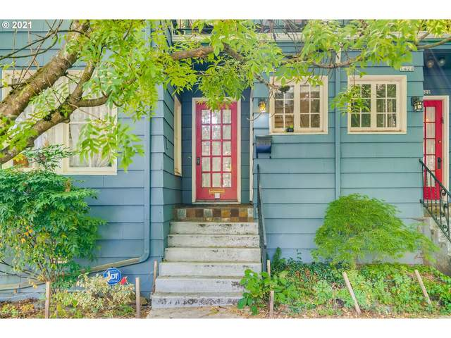 1418 SE 30TH Ave, Portland, OR 97214 (MLS #21598933) :: Real Tour Property Group