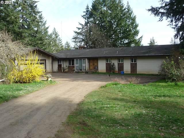 19105 SW Rock Creek Rd, Sheridan, OR 97378 (MLS #21599107) :: Cano Real Estate