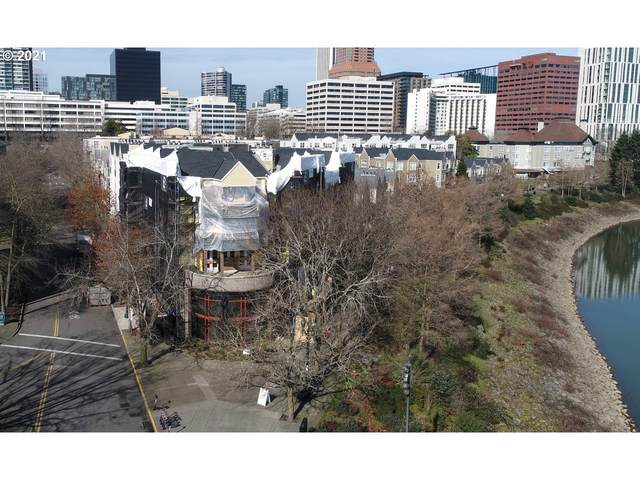 305 S Montgomery St #302, Portland, OR 97201 (MLS #21599108) :: McKillion Real Estate Group
