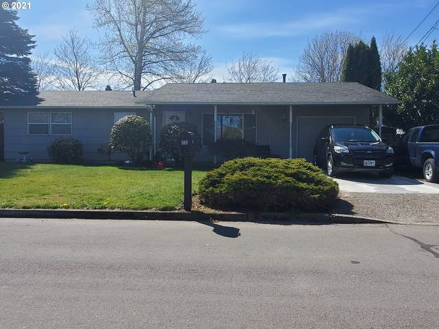 1648 SE 12TH St, Gresham, OR 97080 (MLS #21599325) :: Townsend Jarvis Group Real Estate