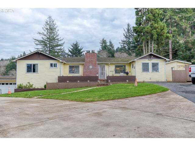 65935 North Bay Rd, Coos Bay, OR 97420 (MLS #21599375) :: McKillion Real Estate Group