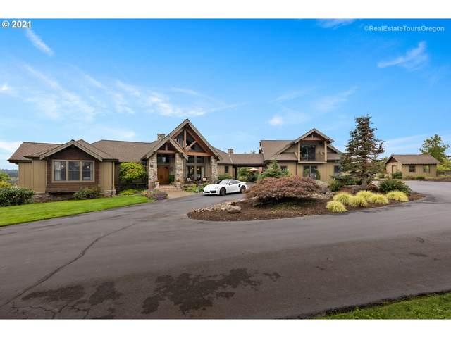 22299 SW Stafford Rd, Tualatin, OR 97062 (MLS #21599563) :: Lux Properties
