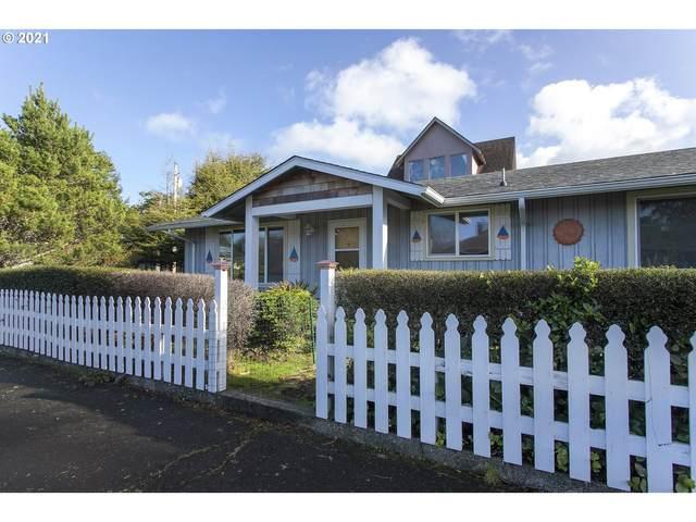1821 S Edgewood St, Seaside, OR 97138 (MLS #21599622) :: Fox Real Estate Group