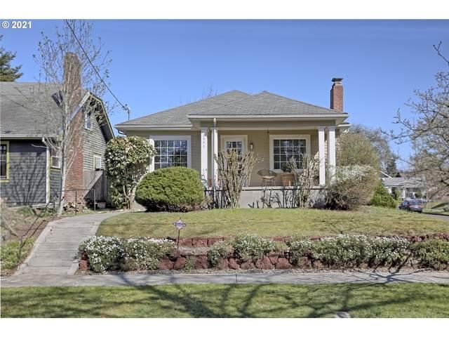 2906 NE 66TH Ave, Portland, OR 97213 (MLS #21599802) :: Brantley Christianson Real Estate