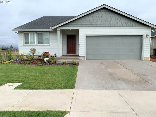 743 Ostrom Dr, Woodburn, OR 97071 (MLS #21600122) :: Next Home Realty Connection