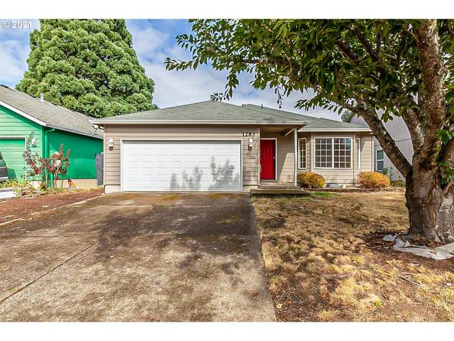 1283 SW 205TH Ter, Beaverton, OR 97003 (MLS #21600875) :: Next Home Realty Connection
