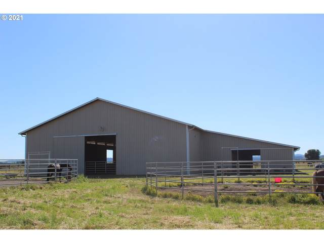 92302 Green Hill Rd, Junction City, OR 97448 (MLS #21601056) :: The Haas Real Estate Team