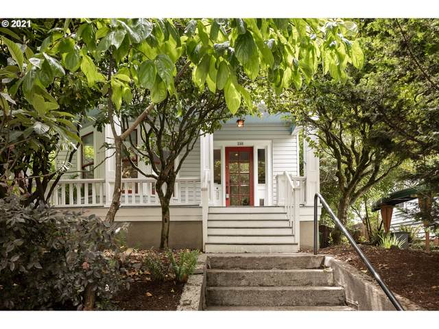 246 NE Thompson St, Portland, OR 97212 (MLS #21601071) :: The Pacific Group