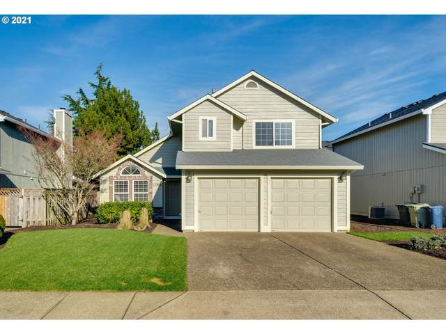17345 SW Lisa St, Beaverton, OR 97006 (MLS #21601095) :: Next Home Realty Connection