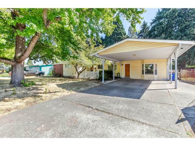 735 Hughes St, Eugene, OR 97402 (MLS #21601113) :: Lux Properties