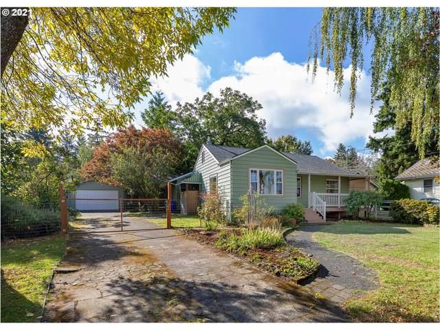 8718 NE Webster St, Portland, OR 97220 (MLS #21601661) :: Reuben Bray Homes