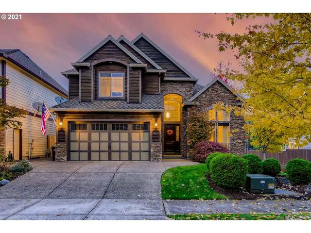 10617 NW Malia Ln, Portland, OR 97229 (MLS #21601723) :: Brantley Christianson Real Estate