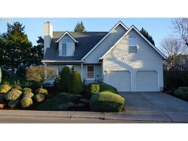 16056 NW Telshire Dr, Beaverton, OR 97006 (MLS #21601891) :: Real Tour Property Group